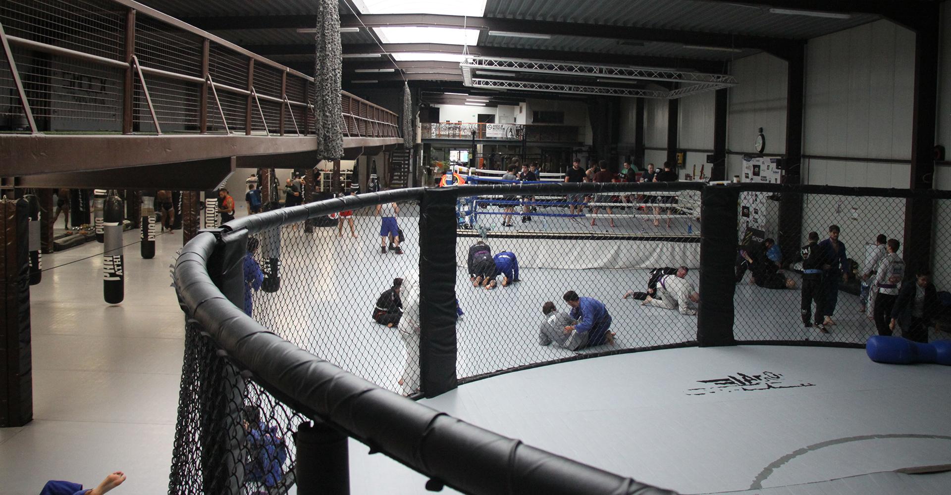 Shocx Mma Salle De Sport Boxe Jiu Jitsu A Bruxelles
